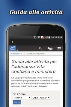 Vita cristiana e ministero JW screenshot 1