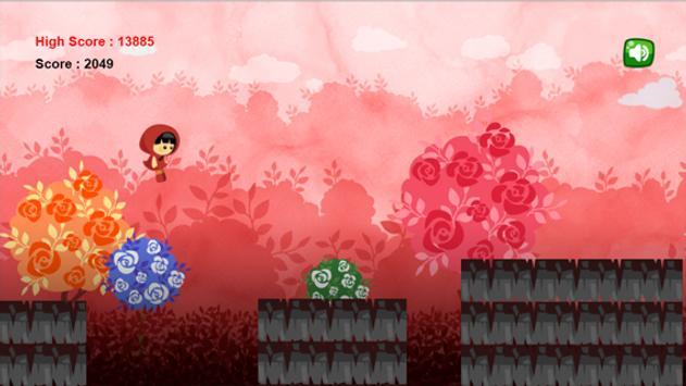 Run! Lucy run screenshot 2