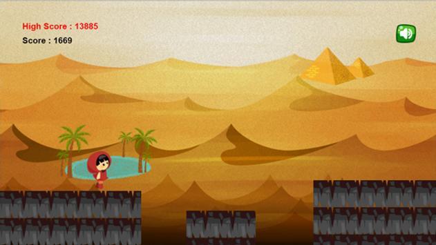 Run! Lucy run screenshot 4