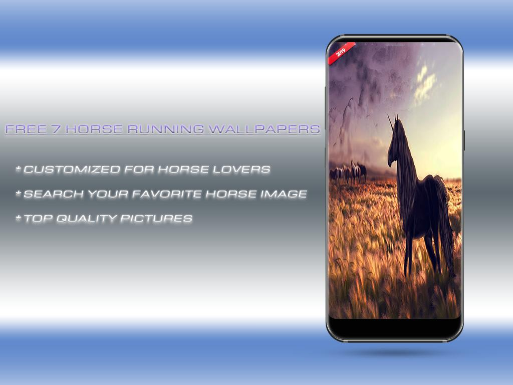 Wallpaper For Seven Horse Running For Android Apk Download