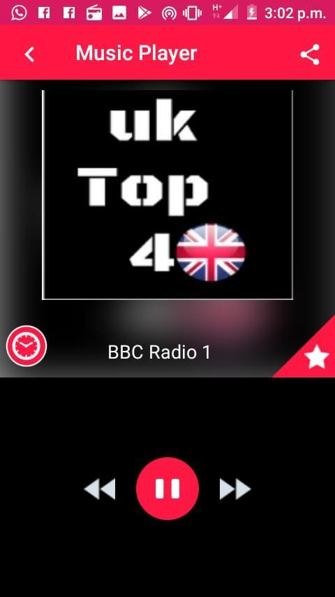 uk top 40 music app for Android - APK Download