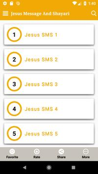 Jesus Messages And SMS screenshot 2