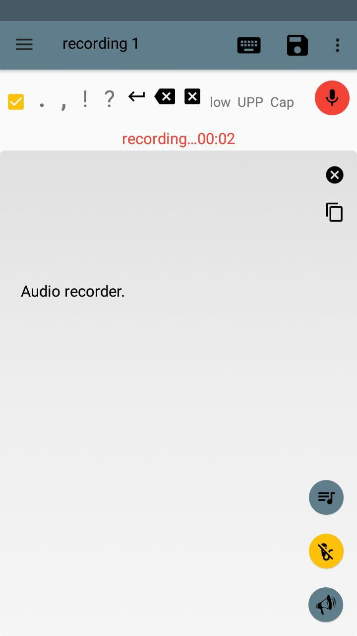 Voice to Text Text to Voice for Android - APK Download