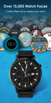 Facer文字盤Android Wear ポスター