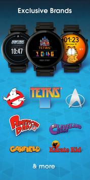 Facer文字盤Android Wear スクリーンショット 1