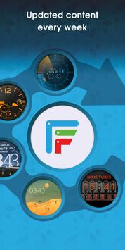 Facer文字盤Android Wear スクリーンショット 6
