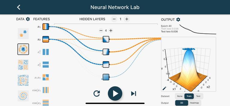 Neural Network Affiche