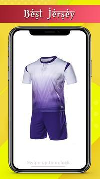 Soccer  Jersey Team Design screenshot 1