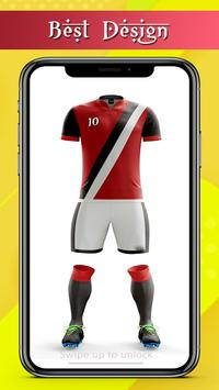 Soccer  Jersey Team Design screenshot 2