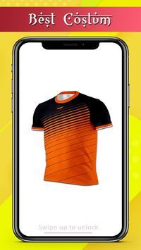 Soccer  Jersey Team Design screenshot 4