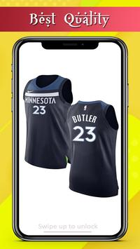 Basketball Jersey Team Design screenshot 4