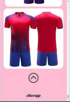 Sports Jersey screenshot 2