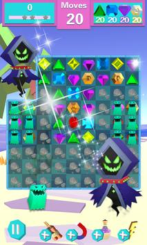 Jewel Legend 3D screenshot 2