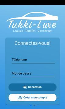 TUKKI LUXE poster