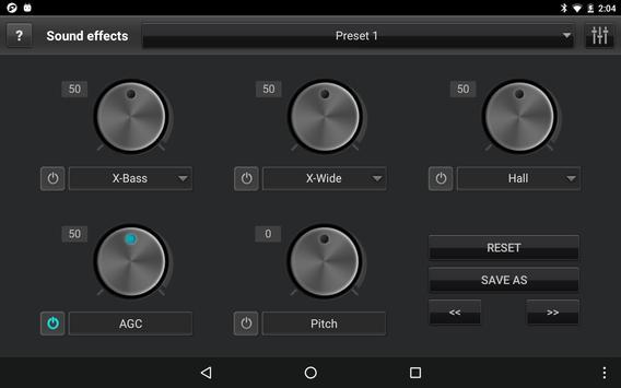 jetAudio screenshot 20