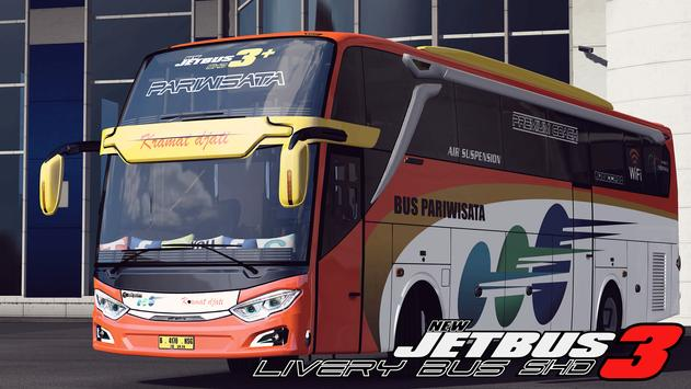 Livery Bus Shd Jetbus 3 For Android Apk Download