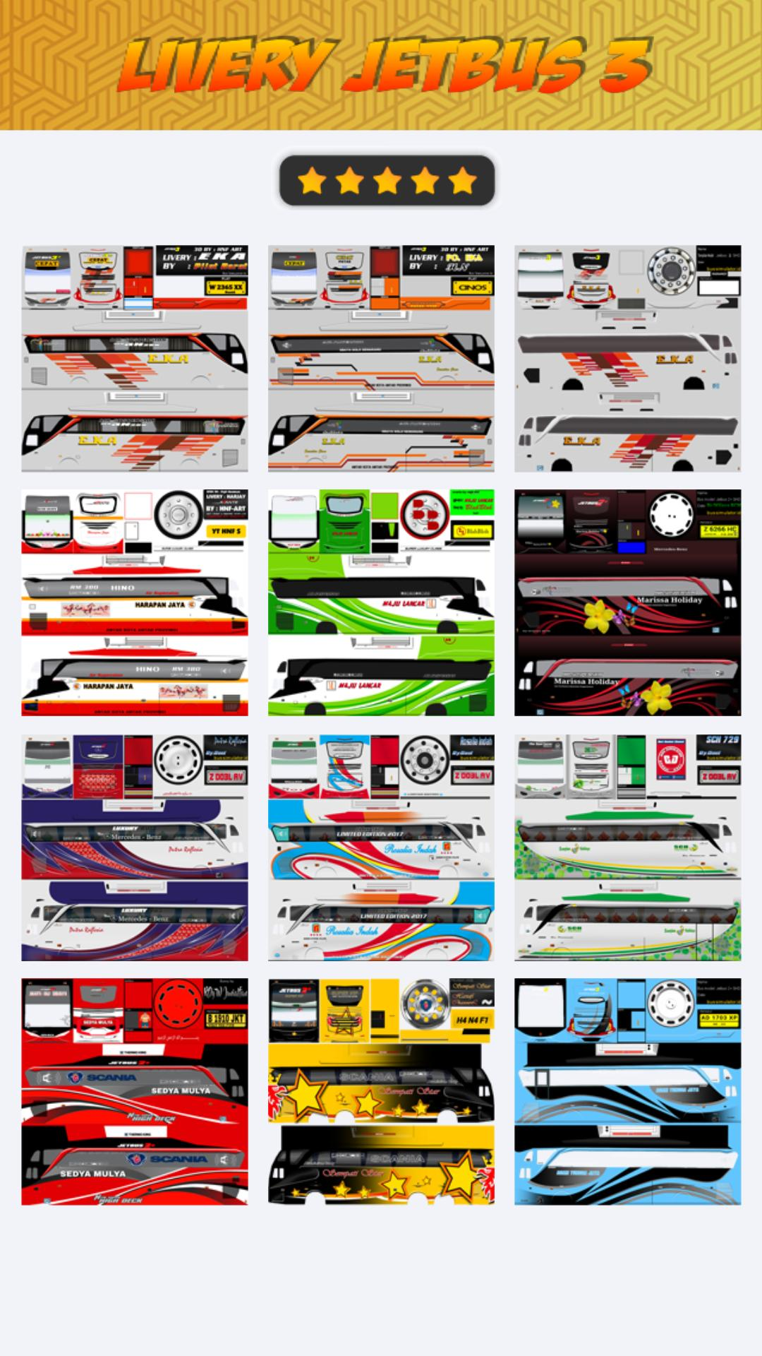 Livery Eka Jetbus 3 For Android Apk Download