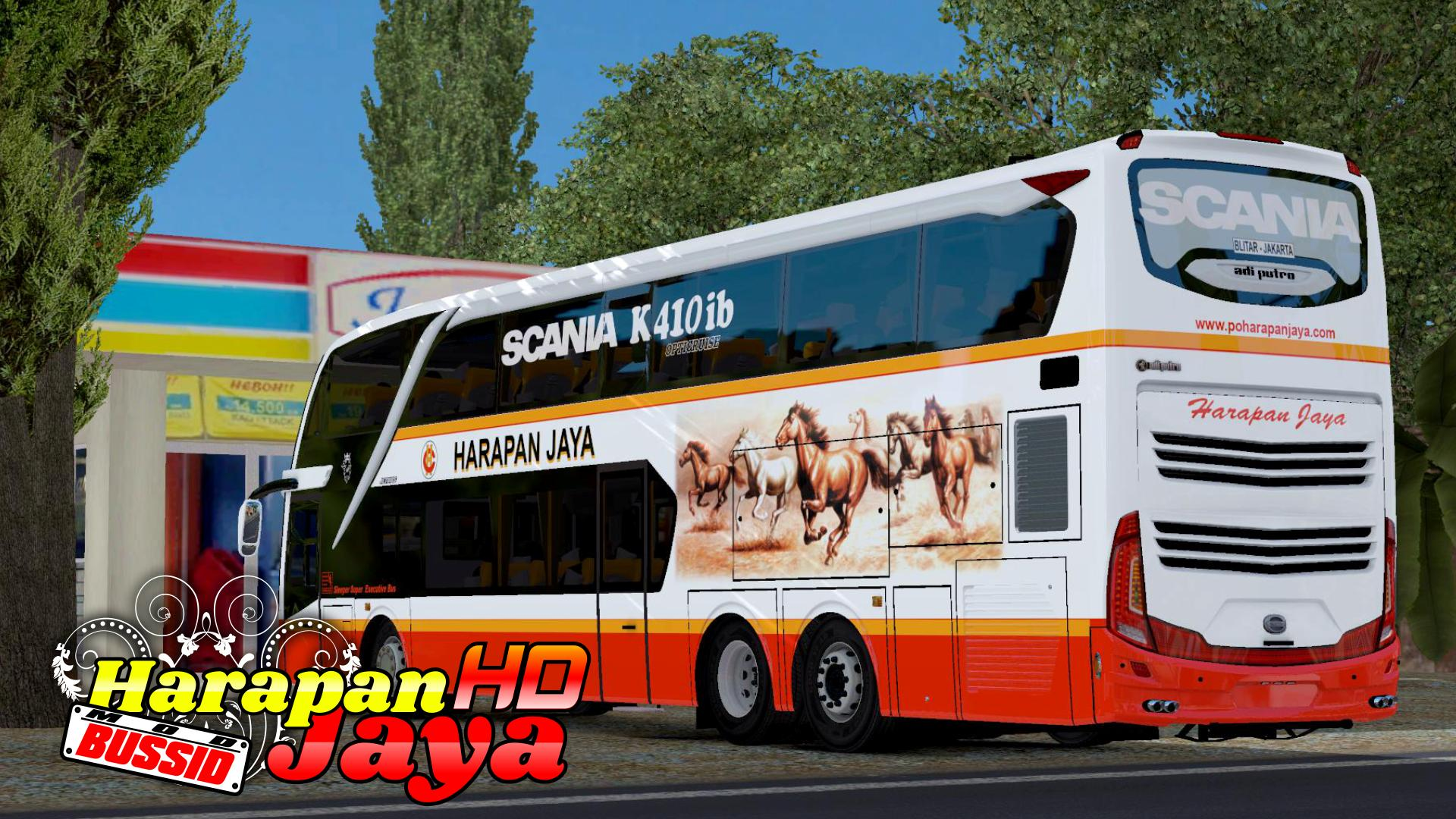 Livery Bus Harapan Jaya Jetbus 3 For Android Apk Download