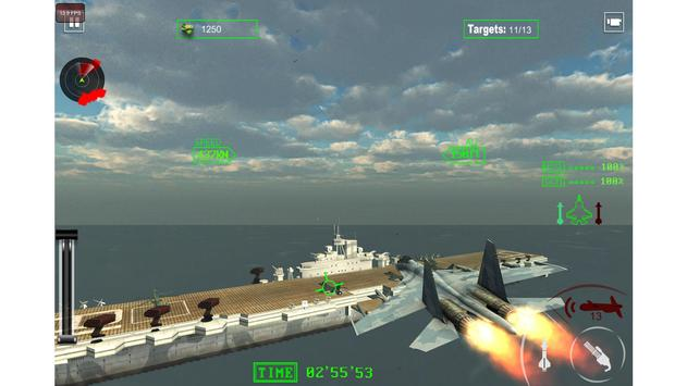 Air Force Surgical Strike War - Airplane Fighters screenshot 3