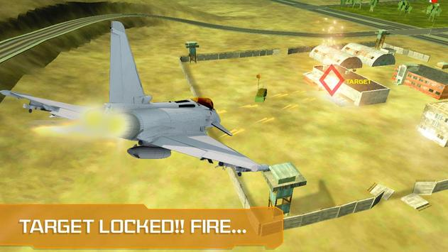 Air Force Surgical Strike War - Airplane Fighters screenshot 4