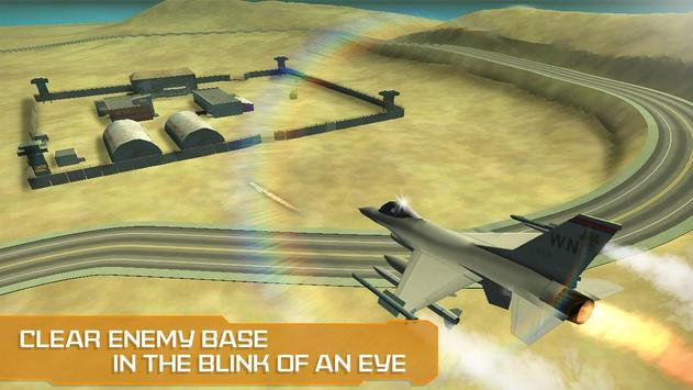 Air Force Surgical Strike War - Airplane Fighters screenshot 6