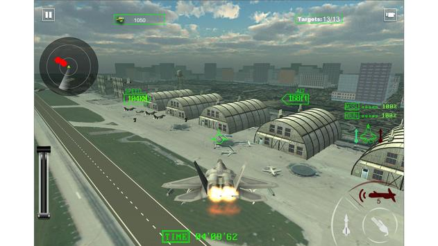 Air Force Surgical Strike War - Airplane Fighters screenshot 8