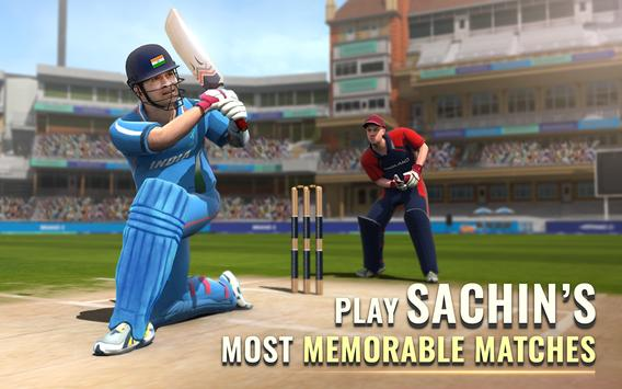 Sachin Saga Cricket Champions 截图 8