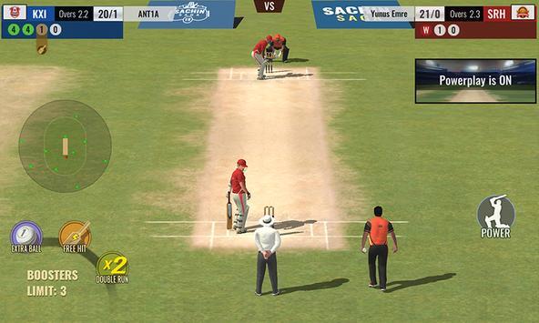 Sachin Saga Cricket Champions Ekran Görüntüsü 2
