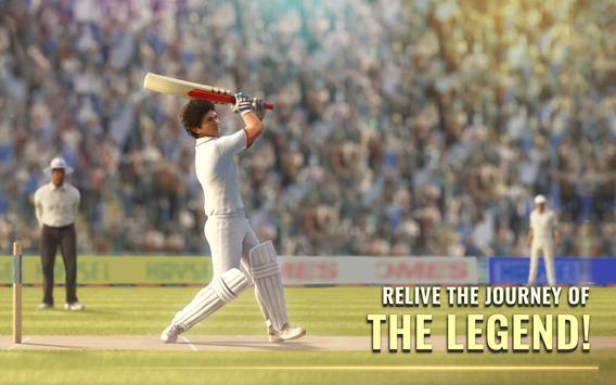 Sachin Saga Cricket Champions screenshot 15