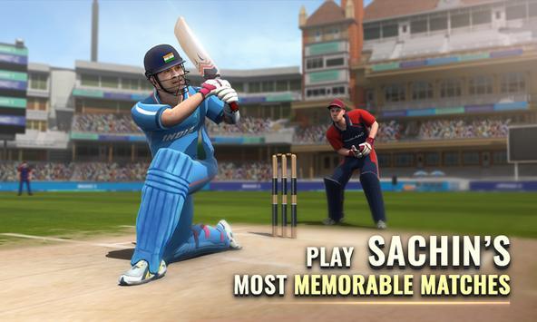 Sachin Saga Cricket Champions الملصق