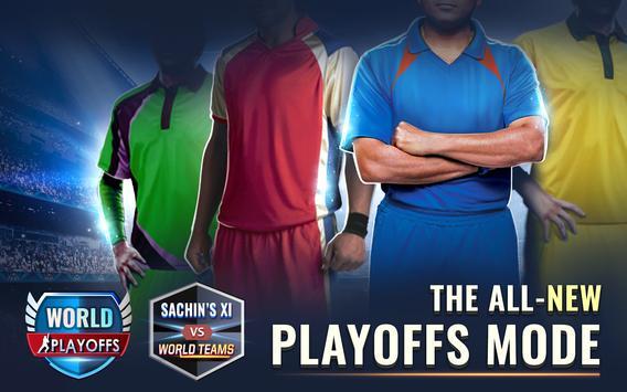 Sachin Saga Cricket Champions تصوير الشاشة 10