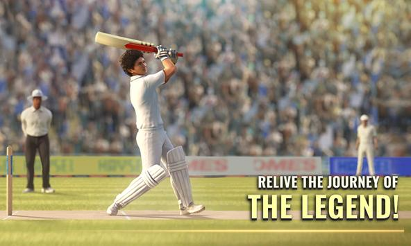 Sachin Saga Cricket Champions Ekran Görüntüsü 7