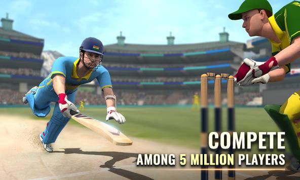 Sachin Saga Cricket Champions تصوير الشاشة 2