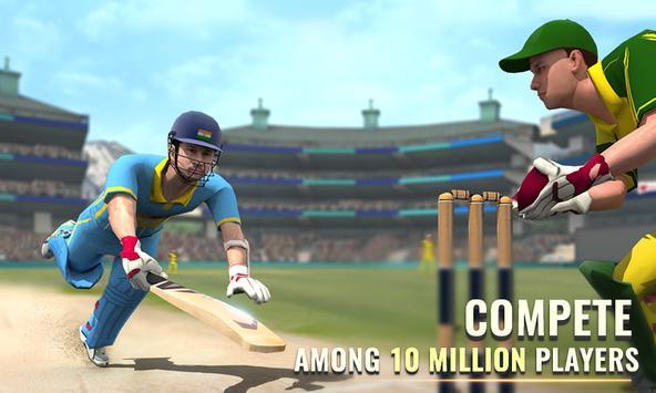 Sachin Saga Cricket Champions Ekran Görüntüsü 4