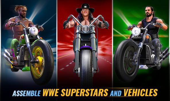 WWE Racing Showdown تصوير الشاشة 4