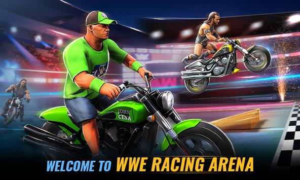 WWE Racing Showdown تصوير الشاشة 6