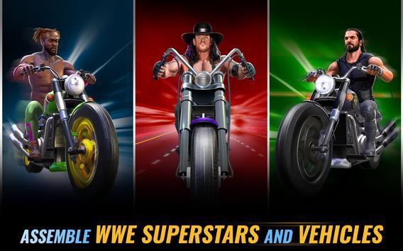 WWE Racing Showdown تصوير الشاشة 11