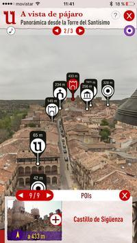 Visita SIGÜENZA y su Comarca. Guía Visual Android screenshot 5