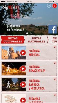 Visita SIGÜENZA y su Comarca. Guía Visual Android screenshot 1