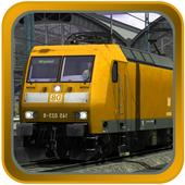 Train Railway Simulator icon