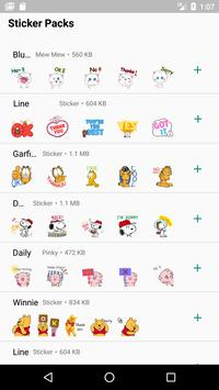 WAStickerApps Comic Stickers Collection poster