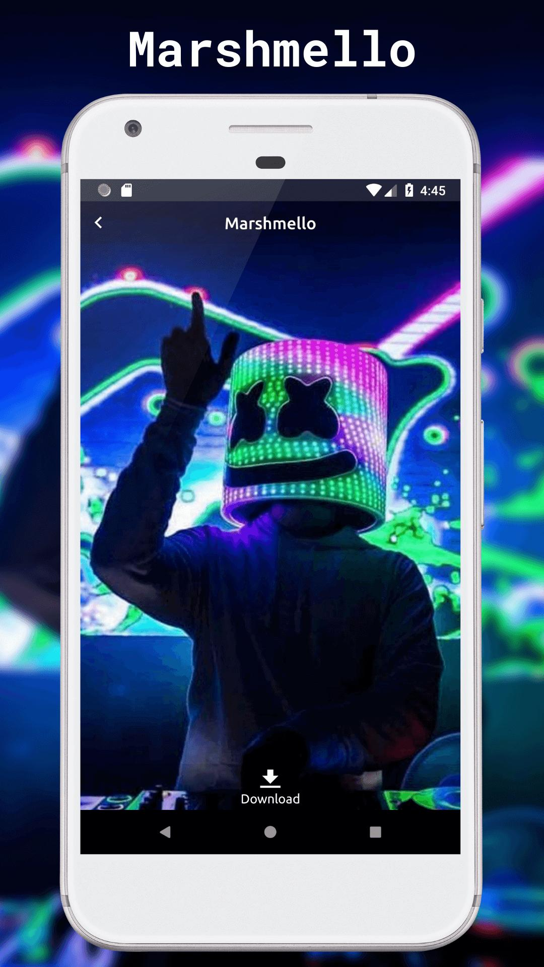 Jh Dj Marshmello Wallpaper Background Hd For Android