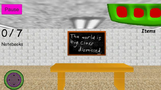 basics in education and learning game 3D screenshot 5