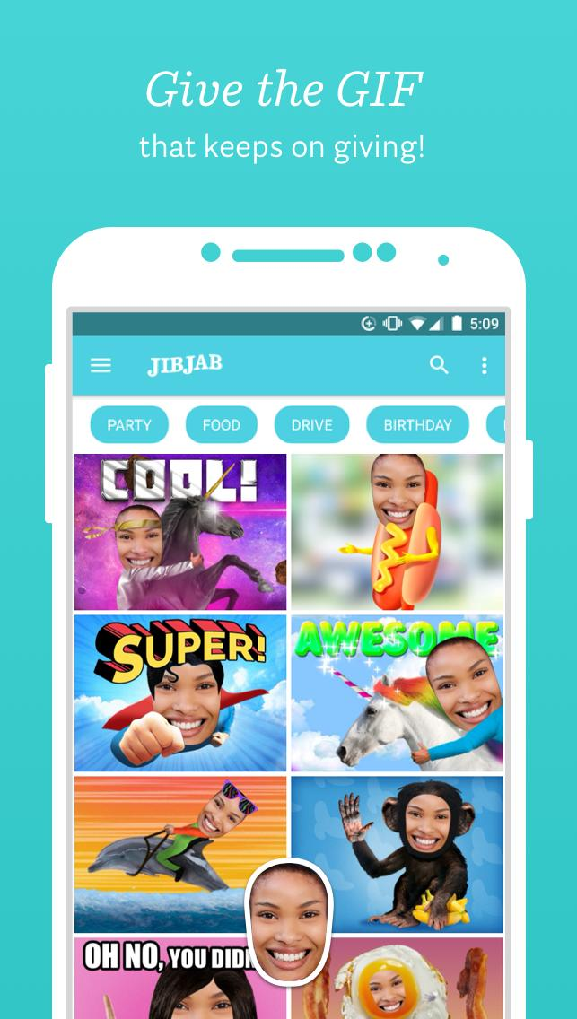 JibJab for Android - APK Download