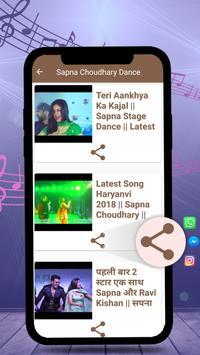 Sapna Choudhary video dance – Top Sapna Videos screenshot 3