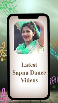 Sapna Choudhary video dance – Top Sapna Videos poster