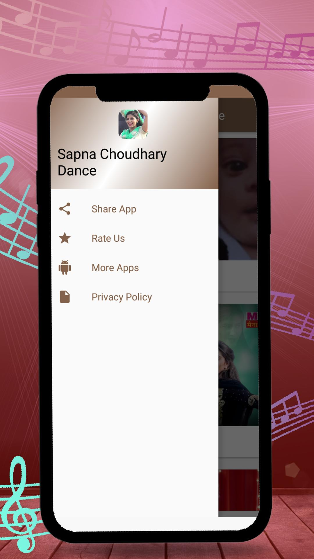 Sapna Choudhary video dance – Top Sapna Videos for Android - APK