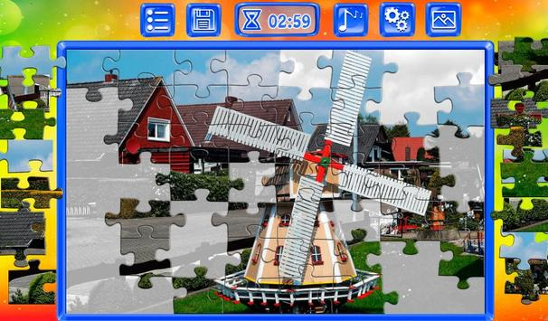 Les puzzles pour toute la famille capture d'écran 20