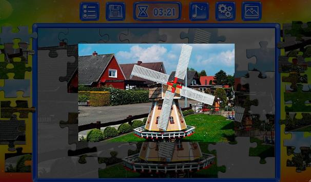 Les puzzles pour toute la famille capture d'écran 21