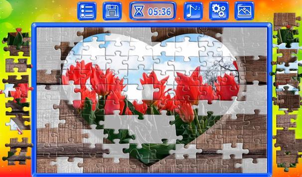 Les puzzles pour toute la famille capture d'écran 22
